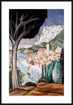 Martigues par Derain... http://mistoulinetmistouline.eklablog.com/ http://www.my-art.com/isabelle-escapade/collections/provence https://www.facebook.com/pages/Mistoulin-et-Mistouline-en-Provence/384825751531072