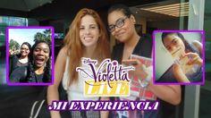 VIOLETTA LIVE MEDELLIN #1 | Mi experiencia | Jessica Santamaria