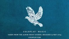Coldplay - Magic (Official audio)  YES!!!!  New album release May 19th....Ghost Stories....