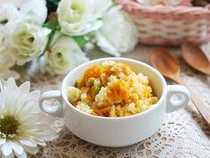 Rich pumpkin rice