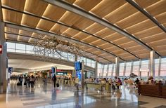 10 Most High-Tech Airports in the U.S.
