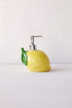 Shop Lemon Soap Dispenser at Urban Outfitters today. We carry all the latest styles, colors and brands for you to choose from right here. Farmhouse Style Kitchen, Modern Farmhouse Kitchens, Country Kitchen, Urban Outfitters, Lemon Soap, Ikea, Kitchen Themes, Kitchen Hacks, Kitchen Ideas