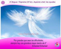 Esta área del Bagua representa la ayuda desinteresada de las personas que nos apoyan y también la ayuda del Cielo que hace que las cosas fluyan sin esfuerzo.