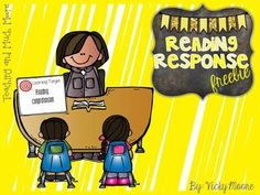Here's a freebie for you ~ reading response sheets for fiction and non fiction...enjoy.  I appreciate you stopping by my store.  Follow me on fb...I have lots of flash freebies and giveaways!My Facebook Page