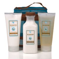 A luxurious three piece aromatherapy spa collection, complete with attractive travel bag. Indulge your senses with the Relaxation Bath Salts, Shower Gel and Massage Lotion. Bring the spa experience to you. Gel Aloe, Aloe Vera Gel, Forever Business, Massage Lotion, Forever Aloe, Hair And Beauty Salon, Beauty Lounge, Forever Living Products, Home Spa