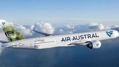 Air Austral new livery