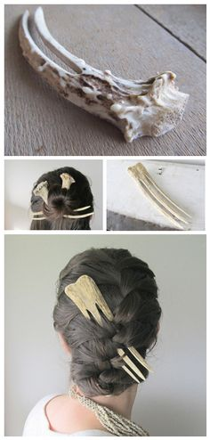 intriguing hair pins