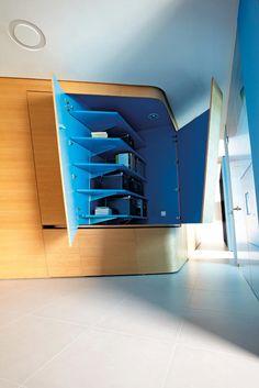 Pari U0026 Dispari Swing Door Arrangements Presotto Pierangelo Sciuto, Mobel  Ideea