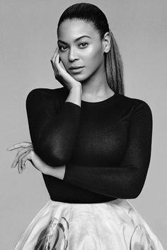 Beyonce covers The Gentlewoman #Queen