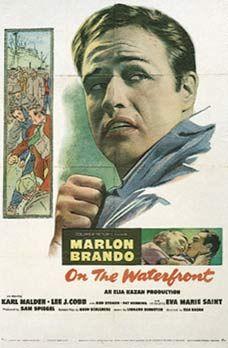 1954 LA LEY DEL SILENCIO (On the Waterfront) Sam Spiegel Producer