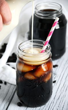 Perfect Homemade Iced Coffee | The Housewife in Training Files
