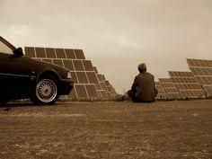 Sonne, Biomasse, Wind und der Achtzylinder…