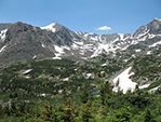 Hiking in Colorado: Arapaho Pass Trail    rv, rving, rver, rv travel, hiking, day hike, weekend warrior