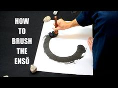 Kazuaki Tanahashi - The Brush Mind (Calligraphy) - YouTube