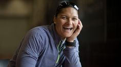 Shot put star Valerie Adams continues her strong links to basketball with ambassador role at New Zealand Breakers - Stuff.co.nz