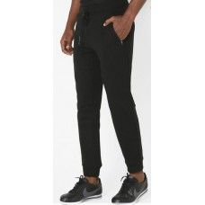 POINT ZERO Cut and Sew Track Pants with Drawstring