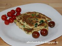 Absolut Delicios - Retete culinare: RETETE RAPIDE 30 Minute Meals, Pancakes, Cooking Recipes, Yummy Food, Chicken, Breakfast, Moldova, Spanish Omelette, Food Cakes