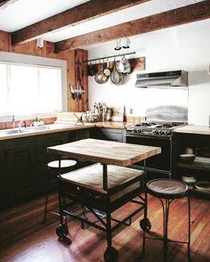 The cottage kitchen   @ardenwray