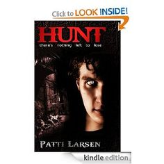 Hunt, YA Thriller, book four of The Hunted Series