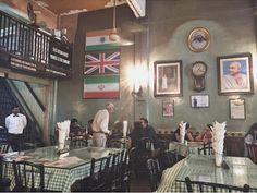 Clancy Tucker's Blog: 2 July 2017 - MUMBAI'S OLD PARSI CAFES