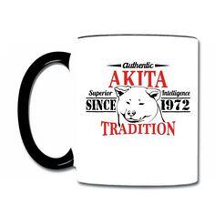 Authentic Akita Tradition Coffee & Tea Mug