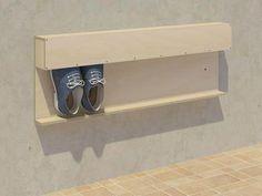 Schuhaufbewahrung Shoes # storage # Do Your Own Home Interior Ideas 2008 Ke Closet Storage, Diy Storage, Storage Ideas, Smart Storage, Woodworking Plans, Woodworking Projects, Woodworking Chisels, Woodworking Machinery, Pallet Ideas