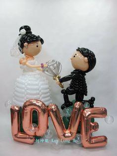 Balloon Toys, Ballon Decorations, Balloon Wedding, Masks, Christmas Ornaments, Holiday Decor, Globes, Art, Christmas Jewelry