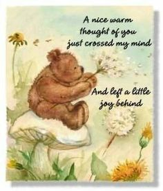 Love & hug Quotes : You Crossed My Mind. - Quotes Sayings Hug Quotes, Love Quotes, Funny Quotes, Inspirational Quotes, Motivational, Special Friend Quotes, Best Friend Quotes, Special Friends, Real Friends