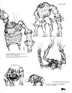 Shadow of the Colossus : les colosses supprimés de l'original. - Les mégalopédies de Oz