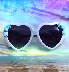 Mermaid Sunglasses #exmermaid #summerdream  #ExMermaidFashion