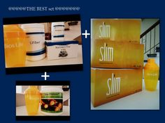 #SIMPLY the best Set  Clearstart30 + SOY protein + Bios life SLIM 90 days.