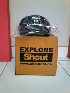 #ShoutCap #PrideOfCicalengka ShoutCap (shoutcap) on Twitter