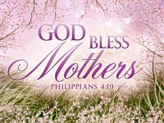 Christian Mothers Day Cards