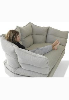The Most Comfortable Couch Ever ❣     http://www.mymodernmet.com/profiles/blogs/the-most-comfortable-couch