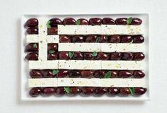 Visit Greece|olives & feta
