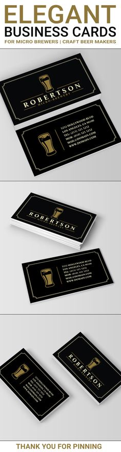 389 best business card showcase images on pinterest in 2018 elegant micro brewery craft beer business card colourmoves