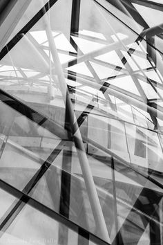 Black and White Architectural Photograph of Foster's City Hall London, Monochromatic and Minimalistic Wall Art,  Modern Architecture Photo.