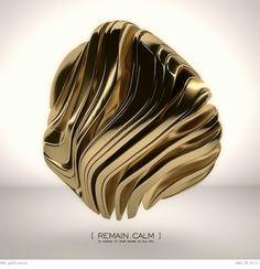 beeple - the work of mike winkelmann (cinema project files, free vj loops… Design Elements, Design Art, Media Design, Rendering Art, Cinema 4d Tutorial, 3d Printed Jewelry, Generative Art, Indigenous Art, Gold Art
