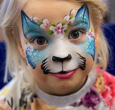 Professionell Ansiktsmålning, ballongfigurer, Kroppsmålning, Make up artist och hårstylist, i Stockholm och Uppsala