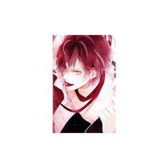Ayato Sakamaki - MyAnimeList.net ❤ liked on Polyvore featuring anime