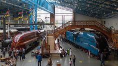 Finalists announced in York railway museum competition National Railway Museum, National Museum, Bay Beach Amusement Park, Manchester Town Hall, Strange Places, Colonial Architecture, Science Museum, Design Competitions, Cordoba