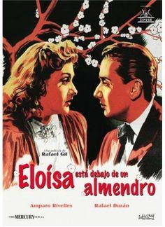 DVD CINE 2102 - Eloísa está debajo de un almendro (1943) España. Dir.: Rafael Gil. Intriga. Sinopse: Fernando regresa á súa casa natal despois de anos estudando en Bruxelas para atoparse cunha estraña nota de suicido escrita polo seu pai dez anos antes. Esta lévalle a descubrir o retrato dunha muller supostamente asasinada na casa e unha misteriosa caixa de música.