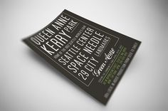 Ad design for Green Anne