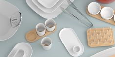 Universal Expert Share & Serve Collection - Household products - Tableware - Red Dot 21 – global design directory