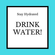 Start with Super Hydration in Your #4StepsToHealth