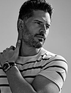 Joe Manganiello photographed by Nino Muñoz for Haute Living (2015)