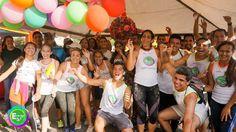 Happy World patrocinador de Ecolors 5K.  @happyworldrubio