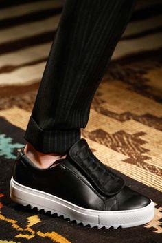 Salvatore Ferragamo Spring 2016 Menswear Fashion Show Details
