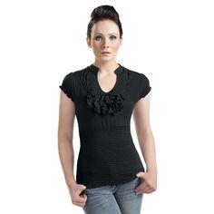 Girl-Shirt - Girl-Shirt von Smoky - Artikelnummer: 238265 - Ab 19,99 € - EMP Merchandising • Rock & Metal Online Shop