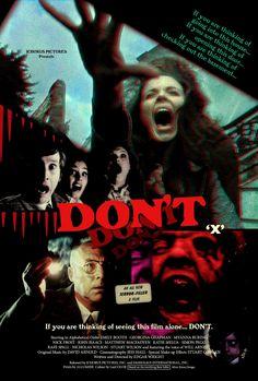 DON'T Grindhouse Fake Trailer